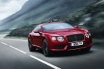 Bentley Continental GT and GTC V8 revealed