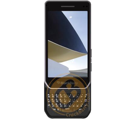 BlackBerry Milan next-gen BlackBerry 10 slider leaked