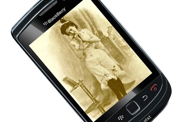 BlackBerry porn problem triggers investigation