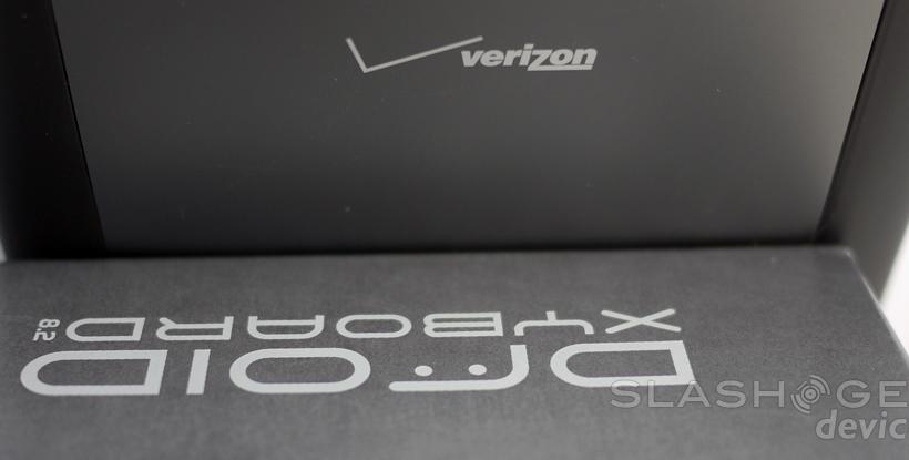 Motorola DROID XYBOARD 8.2 Review