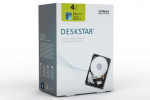 Hitachi GST 4TB Deskstar 5K4000 Hard Drive and Touro Desk External Drive revealed