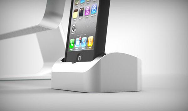 Elevation Dock for iPhone blows up on Kickstarter
