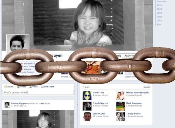 Beware Facebook Timeline: There's no going back