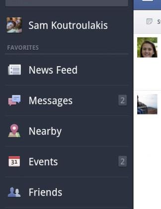 Facebook for Android gets Timeline, real-time alerts