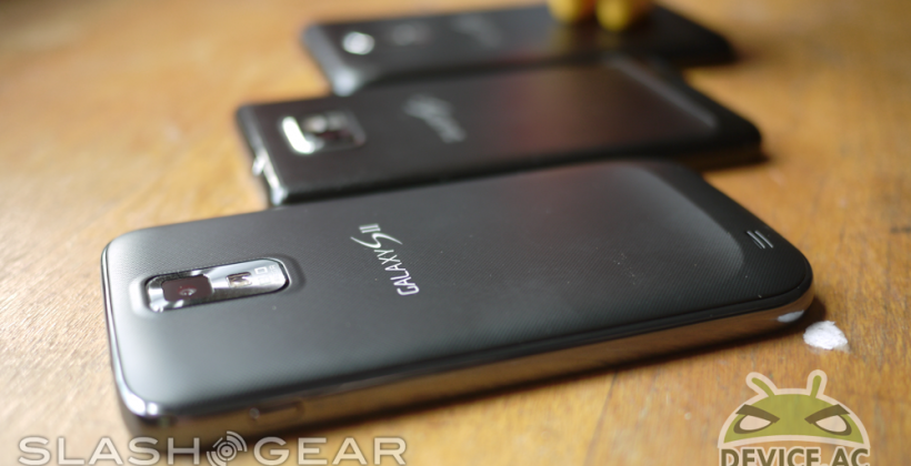 Spend your holiday cash on a Galaxy S II: a hands-on video rundown