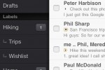 Gmail for iOS gets first major update with Scribbles, signatures, and more
