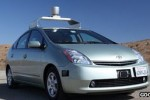 Google gets patent on driverless car tech