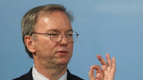 Schmidt tips Google tablet incoming