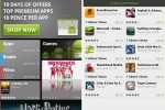 Android Market 10 Billion Promo sees premium app price-slash