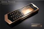 Gresso Avantgarde Grand Premiere mobile phone is $50K!