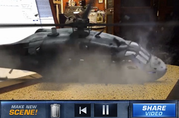 Action Movie FX for iPhone lets you blow everything up with your camera