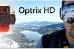 Optrix HD Sport iPhone mount allows fearless death drops