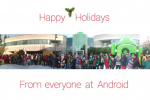 Android team wishes you a Santa-laden Galaxy Nexus Holiday
