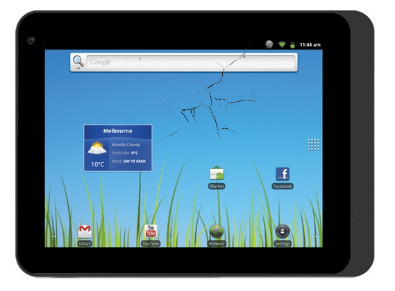 Crappy Android tablet : a Christmas Guide
