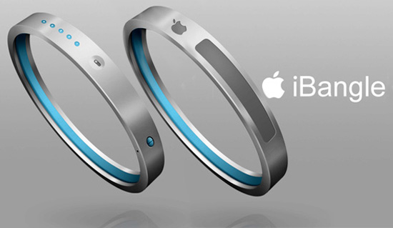 Curved glass iPod-bangle in Apple labs tip insiders