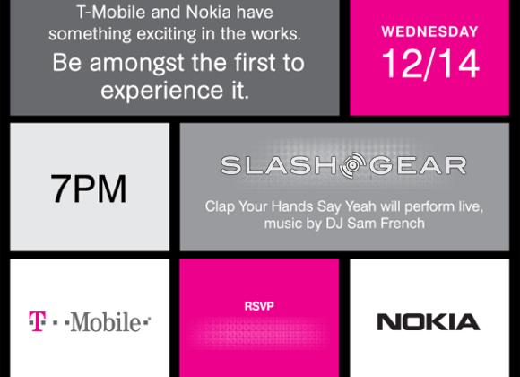 T-Mobile Nokia event invites sent, Lumia on the horizon