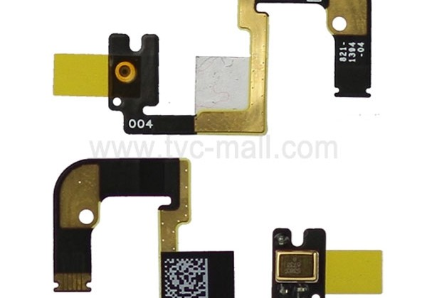 New iPad internal cable surfaces, hints at redesigned iPad 3