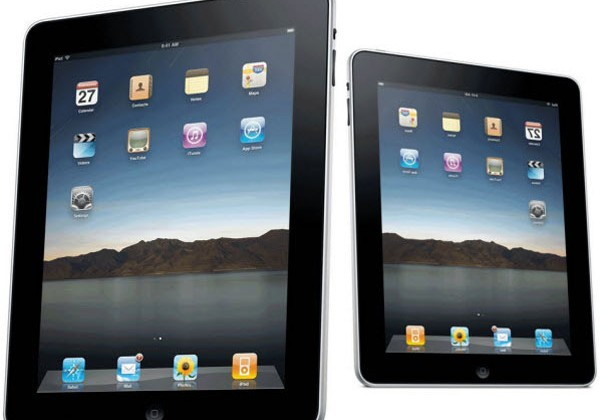 Two new iPad versions to unveil in January says sources
