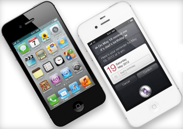 Report shows that iPhone 4S now more popular than iPhone 4