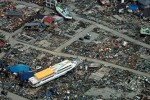 Devastating Japanese tsunami was the result of two merged tsunamis