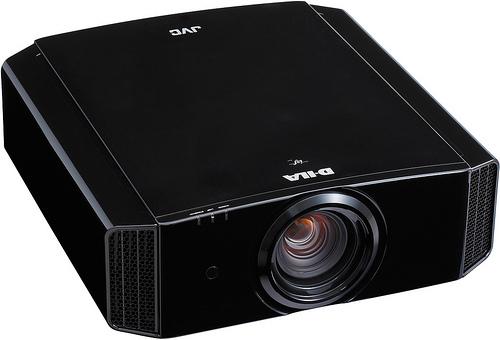 JVC shows off 4K projectors at Cedia 2011