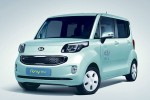 Kia shows off Ray EV