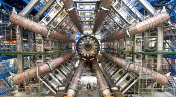 """CERN finds """"tantalizing hints"""" of Higgs boson"""