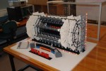 Physicist builds Large Hadron Collider out of Lego