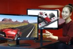 LG debuts new DX2500 3D monitor with parallax barrier tech