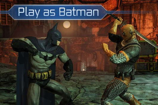 Batman Arkham City Lockdown released for iOS