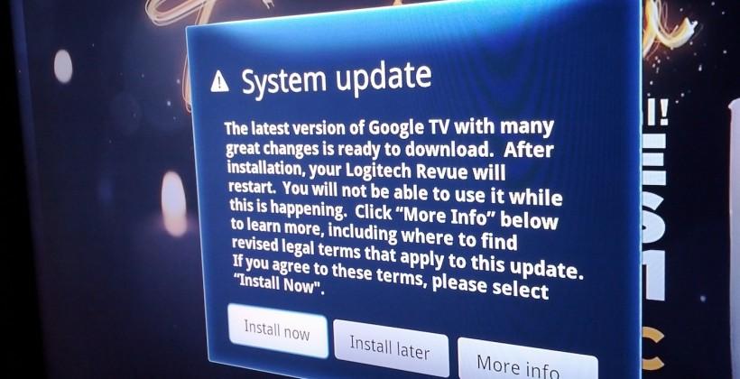 Logitech Revue Google TV 2.0: Have you got it yet?
