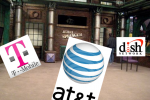AT&T, T-Mobile consider deal re-cut, Dish steps in