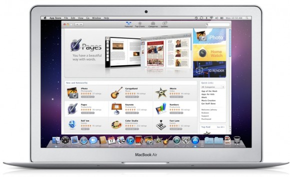 Mac App Store passes 100m downloads