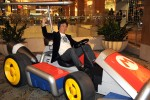 "Nintendo puts Miyamoto in Mario Kart: ""Look, he's not leaving!"""