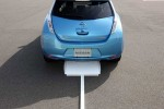 Nissan LEAF 2.0 to feature wireless charging