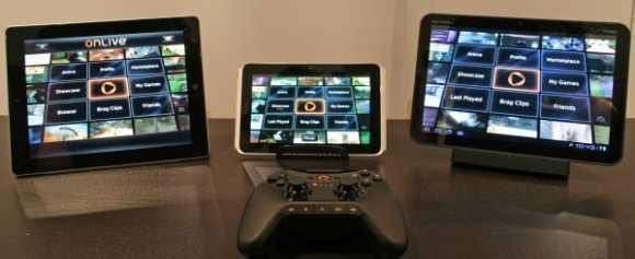 OnLive hits iOS and Android with phone/tablet cloud gaming