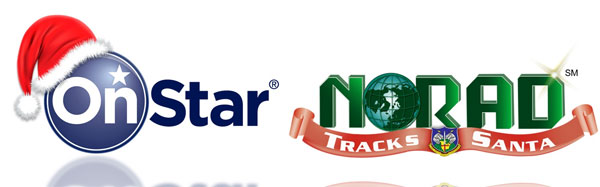 OnStar and NORAD team up to make it easy to track Santa Christmas Eve