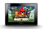 BlackBerry PlayBook gets Angry Birds, and there was much rejoicing