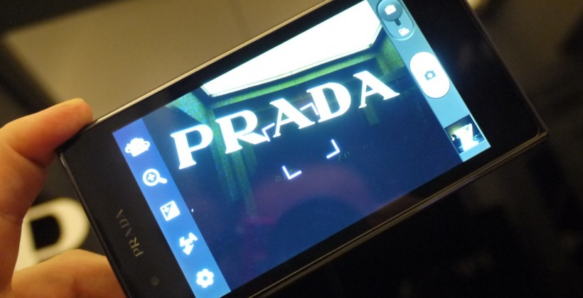 Can PRADA Save LG?