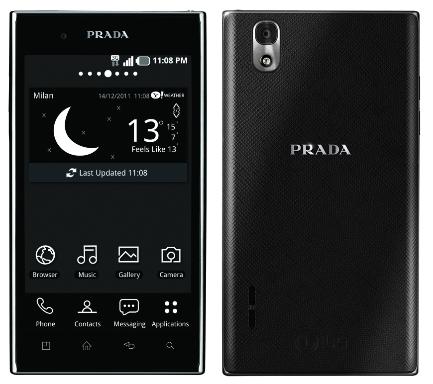 PRADA Phone by LG 3 0 leaks [Update: Official] - SlashGear