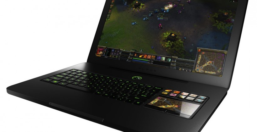 Razer Blade gaming laptop ships imminently