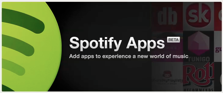Spotify apps beta released, we go hands-on