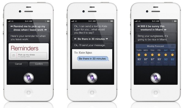 iPhone 4 Siri port made legally possible by Apple with iOS
