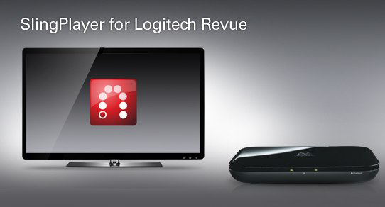 SlingPlayer for Logitech Revue Google TV STB officially released