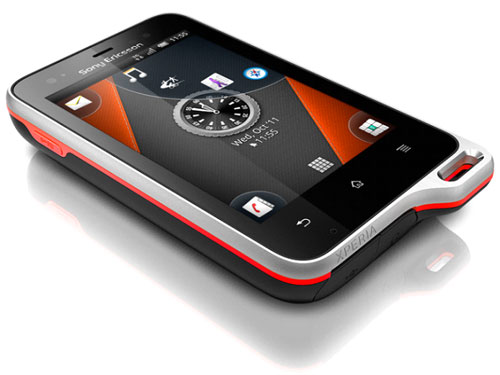 Sony Ericsson XPERIA active launched the USA, $340 unlocked