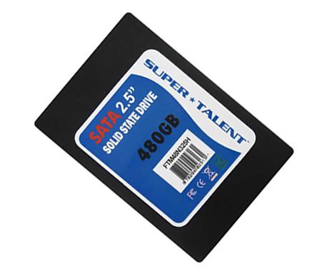 Super Talent TeraNova SSD offers crazy 540MB/s speeds