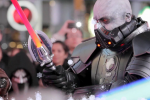 Massive Jedi Star Wars flash-mob promotes SW:TOR in Times Square