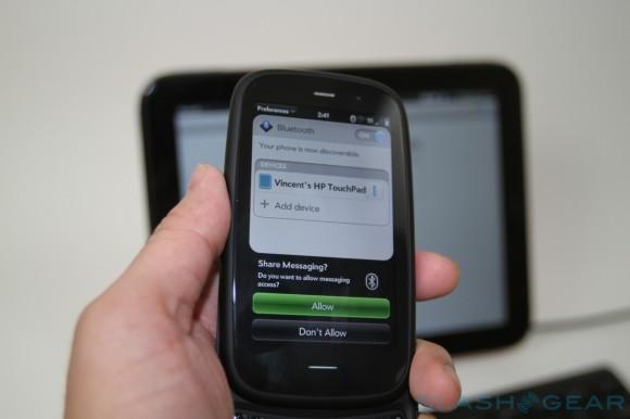 HP webOS hardware still a no-go