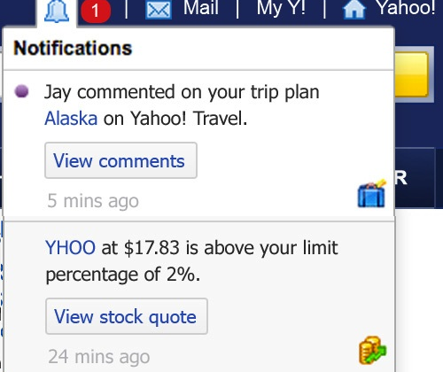 Yahoo thinks everything you read should be shared, that you should be comfortable with it