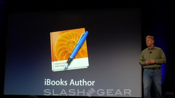 iBooks Author revealed, free to download - SlashGear